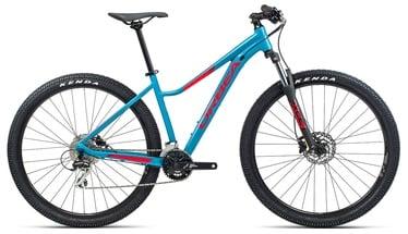 """Velosipēds Orbea MX ENT 50 L21017NW, zila/sarkana, 17"""", 27"""""""