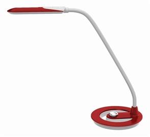 Galda lampa BL1392 LED SMD 6W, sarkana/balta