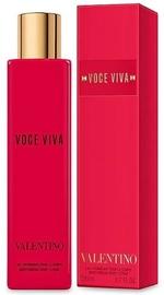 Лосьон для тела Valentino Voce Viva, 200 мл