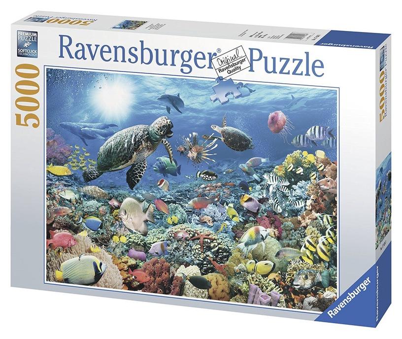 Пазл Ravensburger Beneath The Sea, 5000 шт.