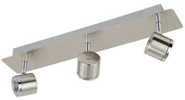Eglo Pierino Spotlight LED 3x5W Nickel/Chrome