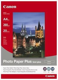 Foto papīrs Canon SG-201 Plus A4 Semi-Glossy 20