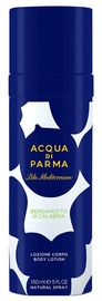 Лосьон для тела Acqua Di Parma Blu Mediterraneo Bergamotto Di Calabria, 150 мл