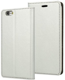 Mocco Smart Modus Book Case For Huawei P20 Lite Silver