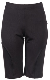 Bars Mens Compression Shorts Black 68 M