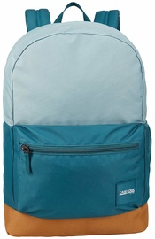 Рюкзак Case Logic Commence Backpack Green Gray 3203855, зеленый/серый, 15.6″
