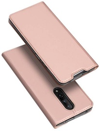 Dux Ducis Skin Pro Bookcase For OnePlus 7 Pro Pink