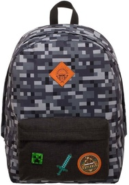 Licenced Minecraft Camo Backpack