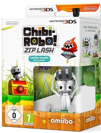 Игра Nintendo Chibi-Robo! Zip Lash