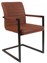 Ēdamistabas krēsls Signal Meble Solid Brown, 1 gab.