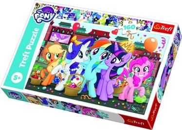 Puzle Trefl My Little Pony 15365T, 160 gab.