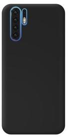 Mocco Ultra Slim Soft Matte Back Case For Huawei P30 Pro Black