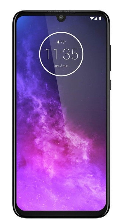 Mobilais telefons Motorola One Zoom Electric Gray, 128 GB