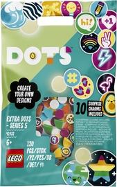 Конструктор LEGO Dots Тайлы DOTS — серия 5 41932, 120 шт.