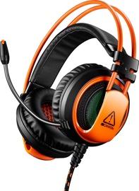 Spēļu austiņas Canyon CND-SGHS5 Full Immersion Black/Orange