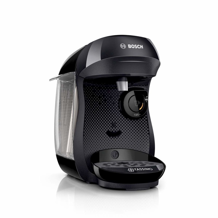 Kapsulas kafijas automāts Bosch TAS1002 Tassimo Happy Black