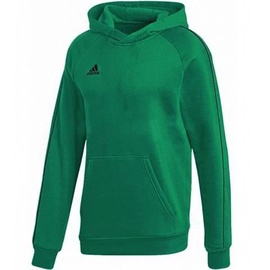 Adidas Core 18 Hoodie Youth FS1893 Green 128cm