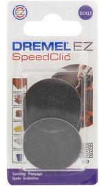 Шлифовальный диск Dremel 2615S413JA, K240, 30 мм, 6 шт.