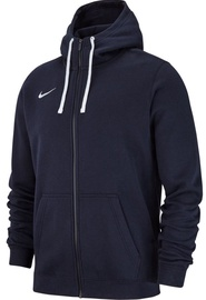 Nike Men's Sweatshirt Team Club 19 Full-Zip Fleece AJ1313 451 Dark Blue XL