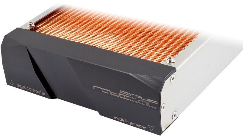 Aqua Computer AirPlex Radical 2/360mm Copper