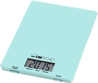Электронные кухонные весы Clatronic KW 3626, синий