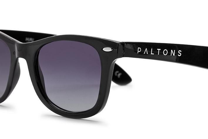 Paltons Ihuru Shiny Black