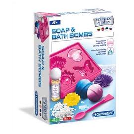 Izglītojoša spēle Clementoni Soap And Bath Bombs 56043