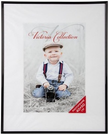 Foto rāmis Victoria Collection Photo Frame Future 40x50cm Black