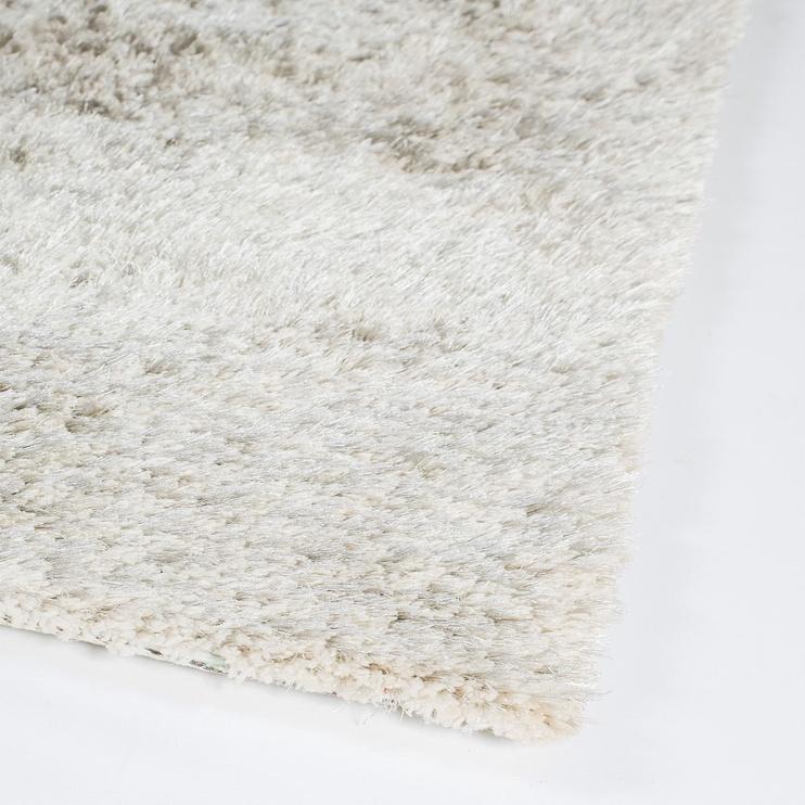 Paklājs Home4you Surina-05 Silver, 150x90 cm