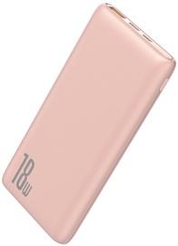 Ārējs akumulators Baseus Bipow Pink, 10000 mAh