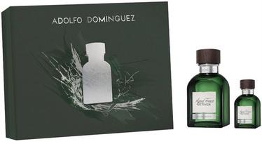 Adolfo Dominguez Agua Fresca Vetiver 120ml EDT + 30ml EDT