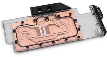 EK Water Blocks EK-Vector RTX RE Ti Copper/Plexi