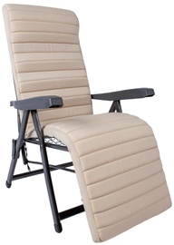 Home4you Dolomiti Garden Chair Beige