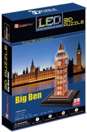 CubicFun Big Ben London 3D LED L501H