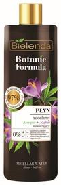 Средство для снятия макияжа Bielenda Botanic Formula Hemp Oil + Saffron Face Micellar Water, 500 мл
