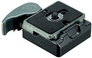 Fotoaparāta statīva galviņa Manfrotto 323 Quick Change Rectangular Plate Adapter