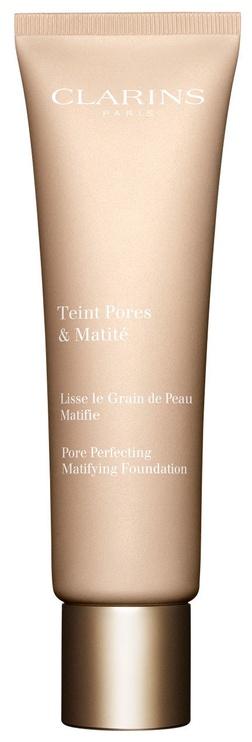 Clarins Teint Pores & Matite Pore Perfecting Matifying Foundation 30ml 04