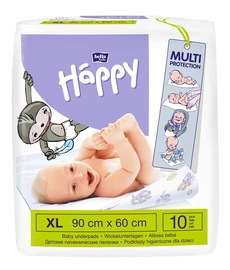 Bella Baby Happy Underpads 10pcs 90x60