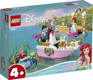 Constructor LEGO Disney Princess Ariels Celebration Boat 43191