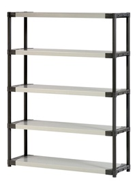Grosfillex Storage Shelf Workline XXL135 135x39x175cm