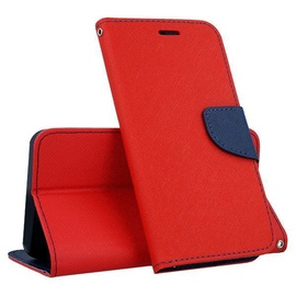 Mocco Fancy Book Case For Samsung Galaxy A9 Red/Blue