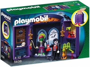 Playmobil Haunted House Play Box 5638