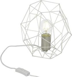 Brilliant Synergy 93593/75 Table Lamp 60W E27 White