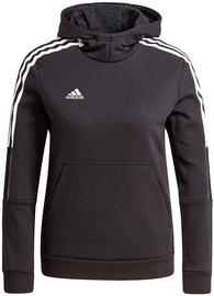 Джемпер Adidas Tiro 21 Sweat Hoodie GM7326 Black 164 cm