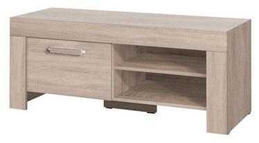 TV galds Jurek Meble Cezar Reg15 Sonoma Oak, 1200x520x510 mm