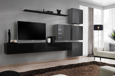 ASM Switch IX Wall Unit Black/Graphite