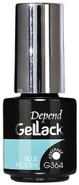 Depend GelLack Blue Poetry 5ml