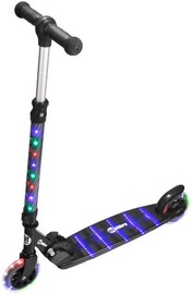 Outsiders Lucio Foldable Scooter With LED Black