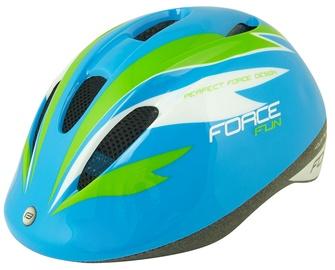 Force Fun Stripes Blue/Green/Yellow S