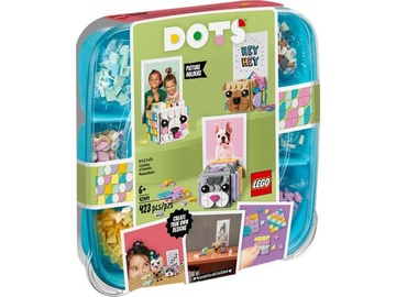 Конструктор LEGO Dots Подставки для фото «Животные» 41904, 423 шт.